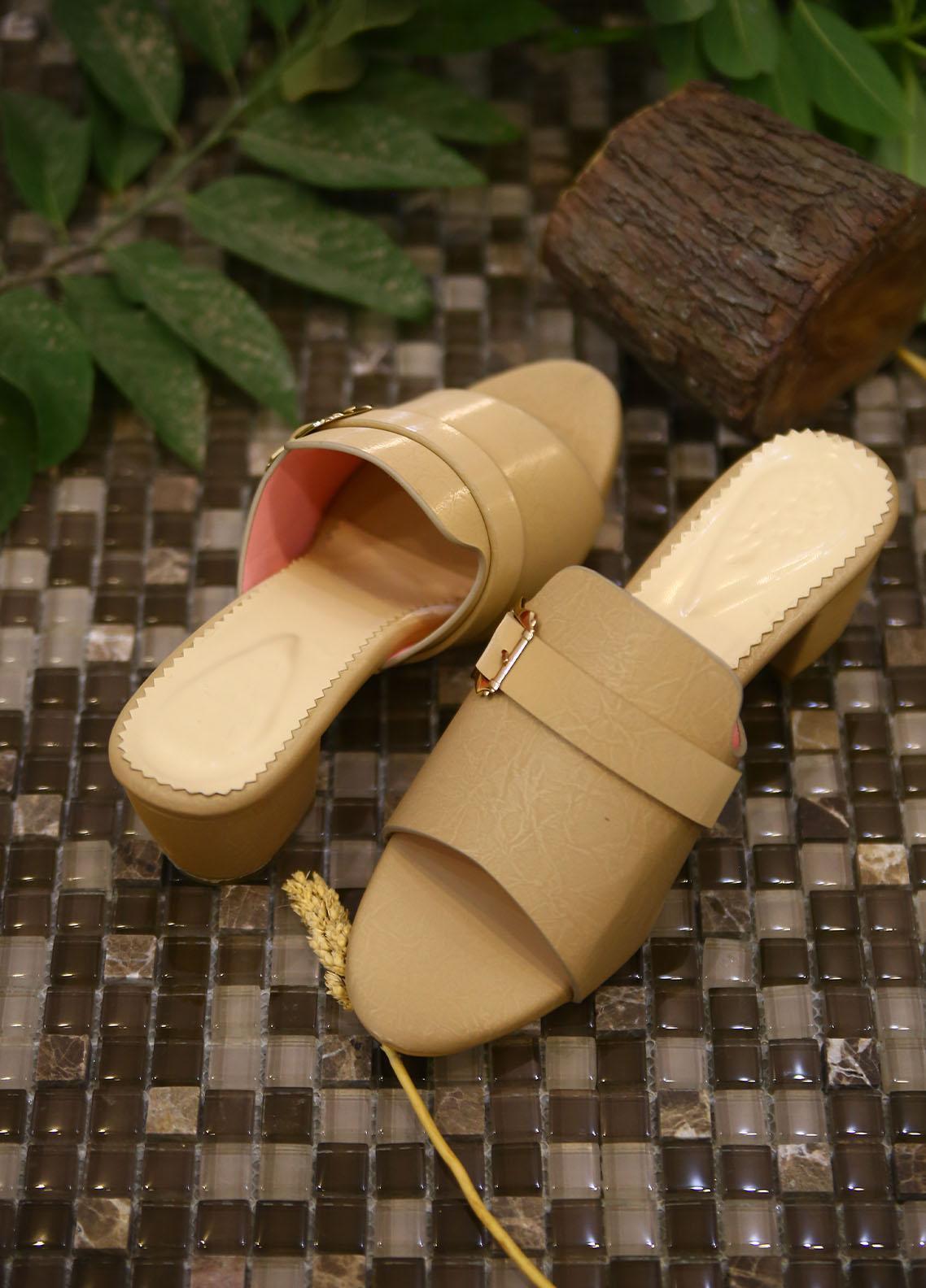 1st Sight Fashion Formal Style  Heel  Style & Style 6 Cream
