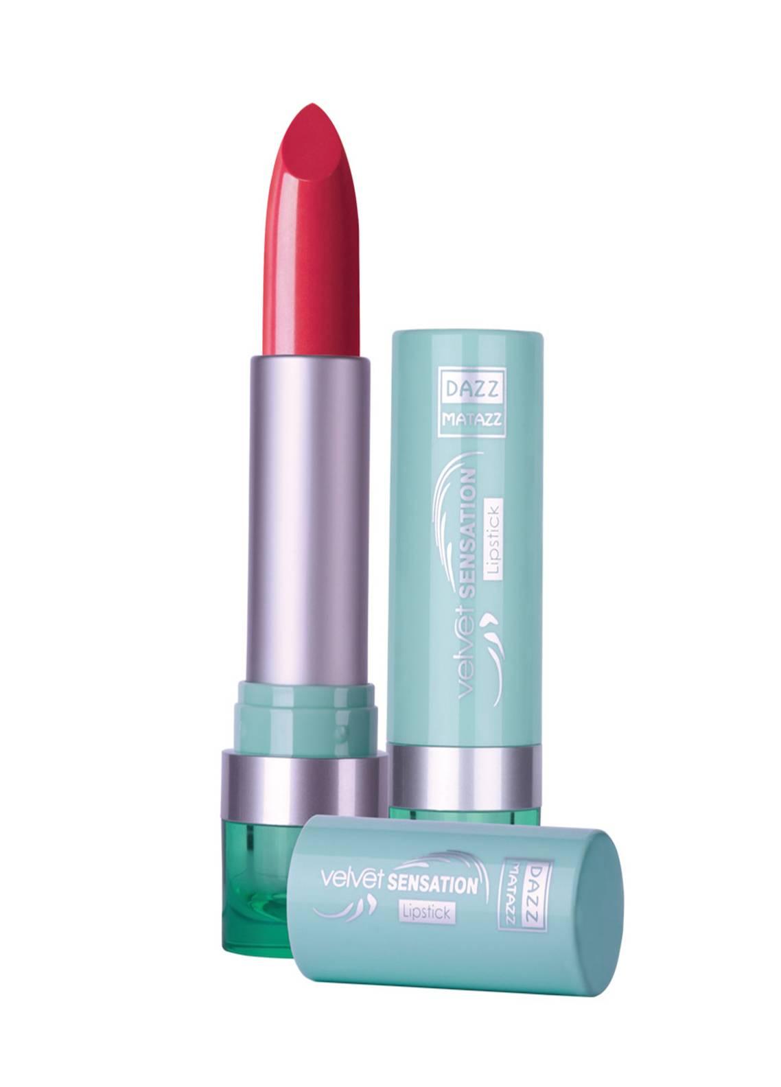 Dazz Matazz Velvet Sensation Lipstick-02 PASSION SORBET