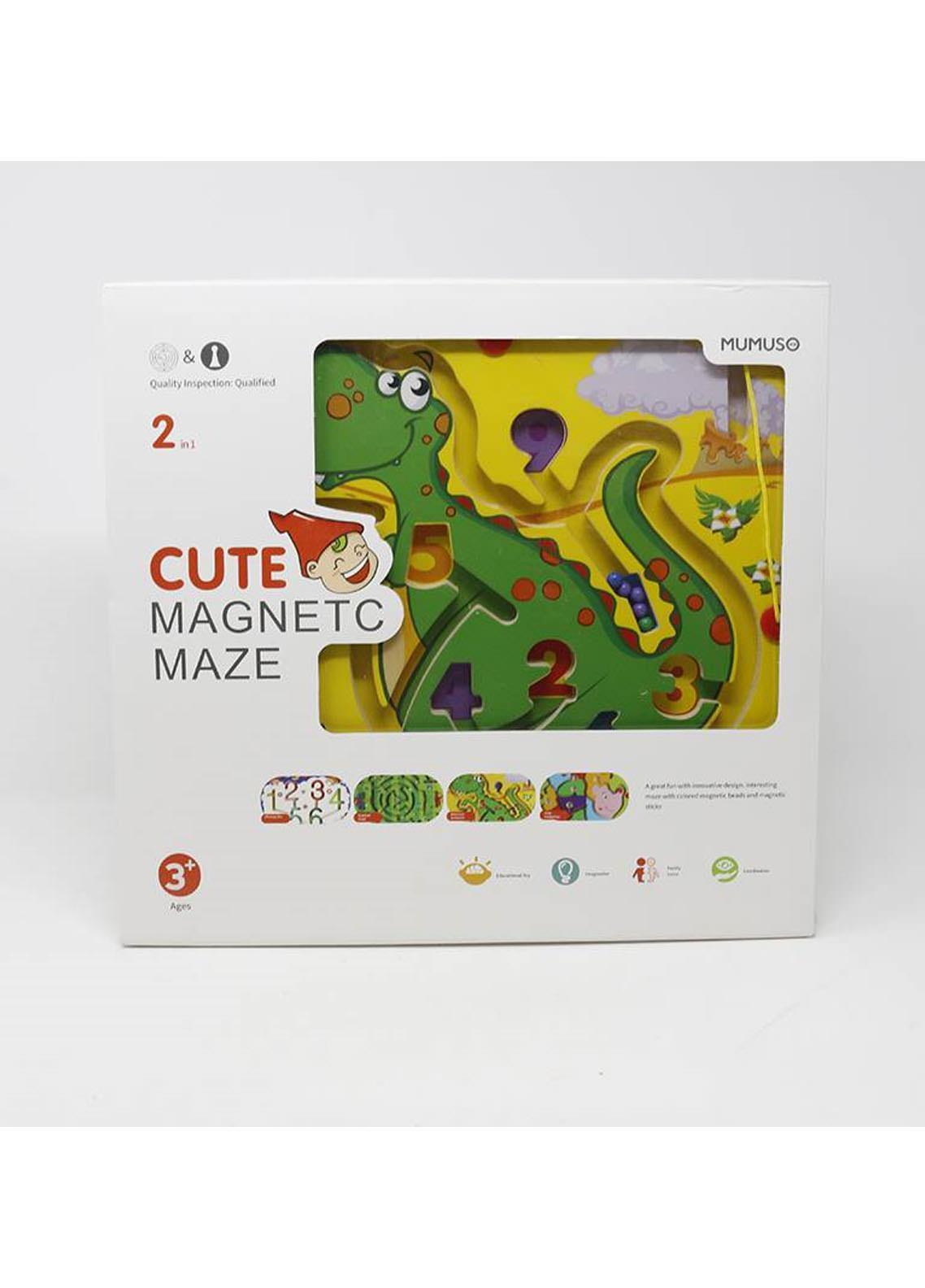 Mumuso CUTE MAGNETIC MAZE