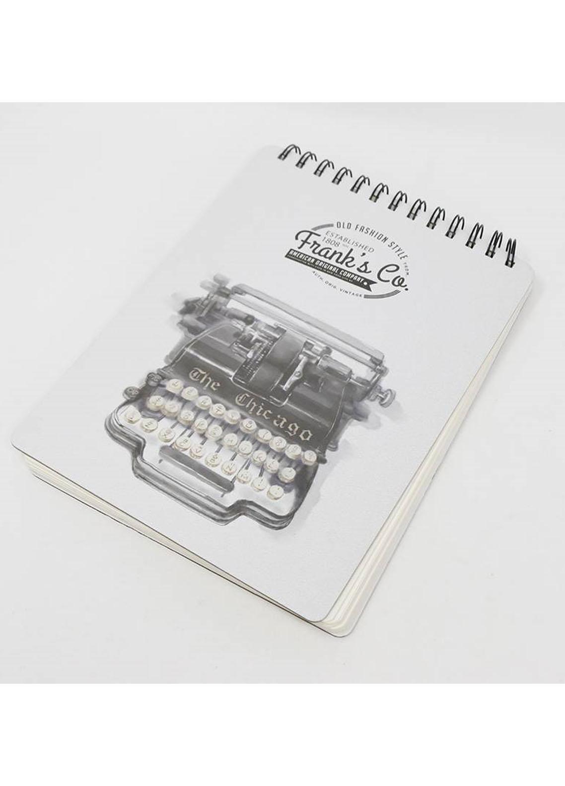 B5 SKETCH BOOK (OLD FASHION)