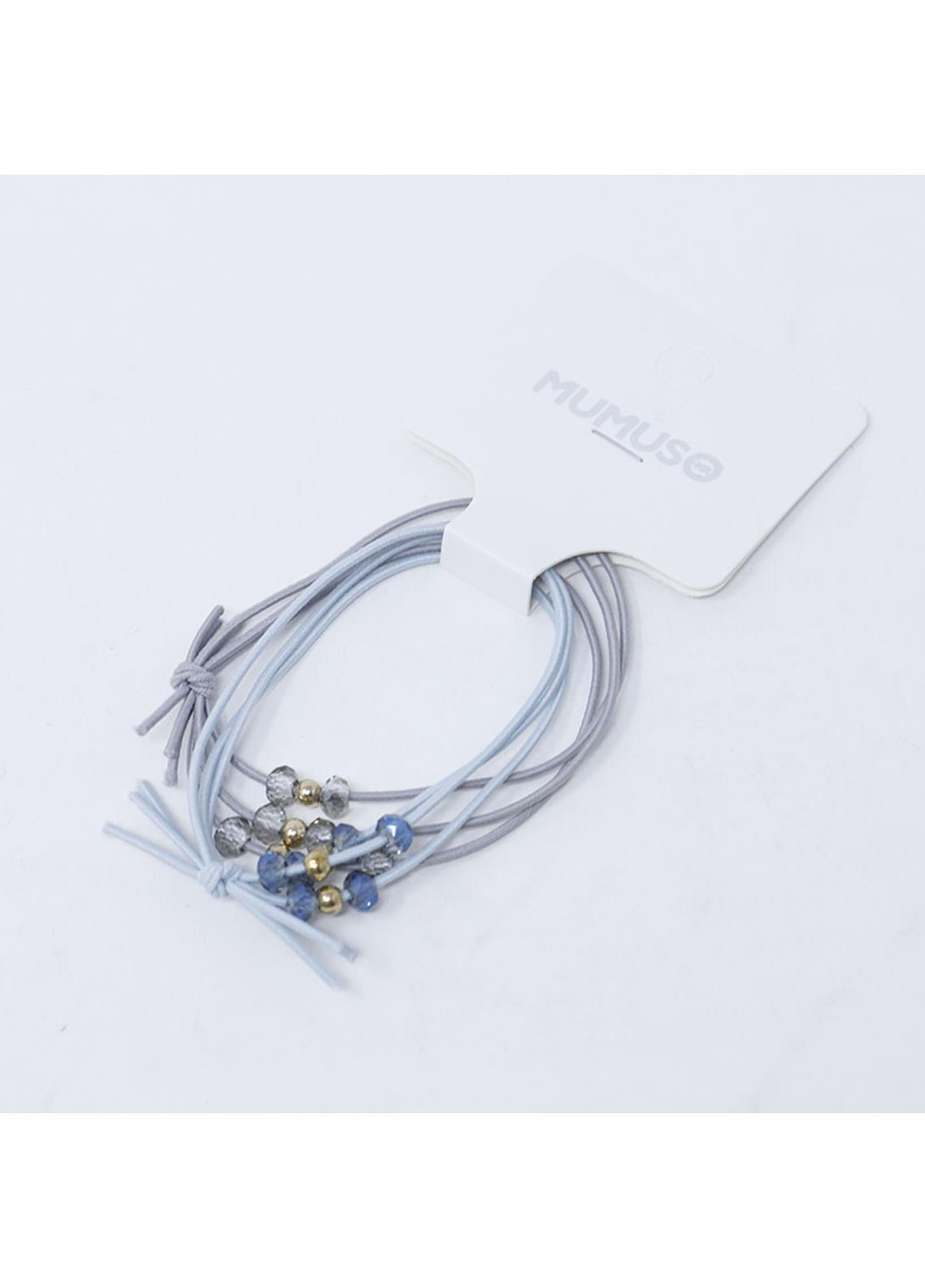 Mumuso Small Crystal Rubber Band -L