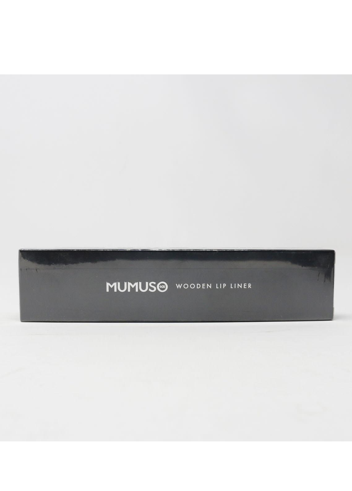 Mumuso WOODEN LIP LINER 03 LUCK FAIRY