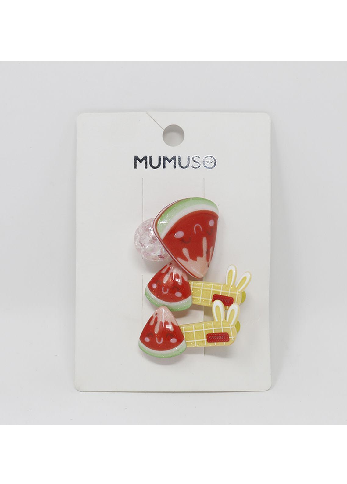 Mumuso CUTE GIRL DUCK CLIPS-L