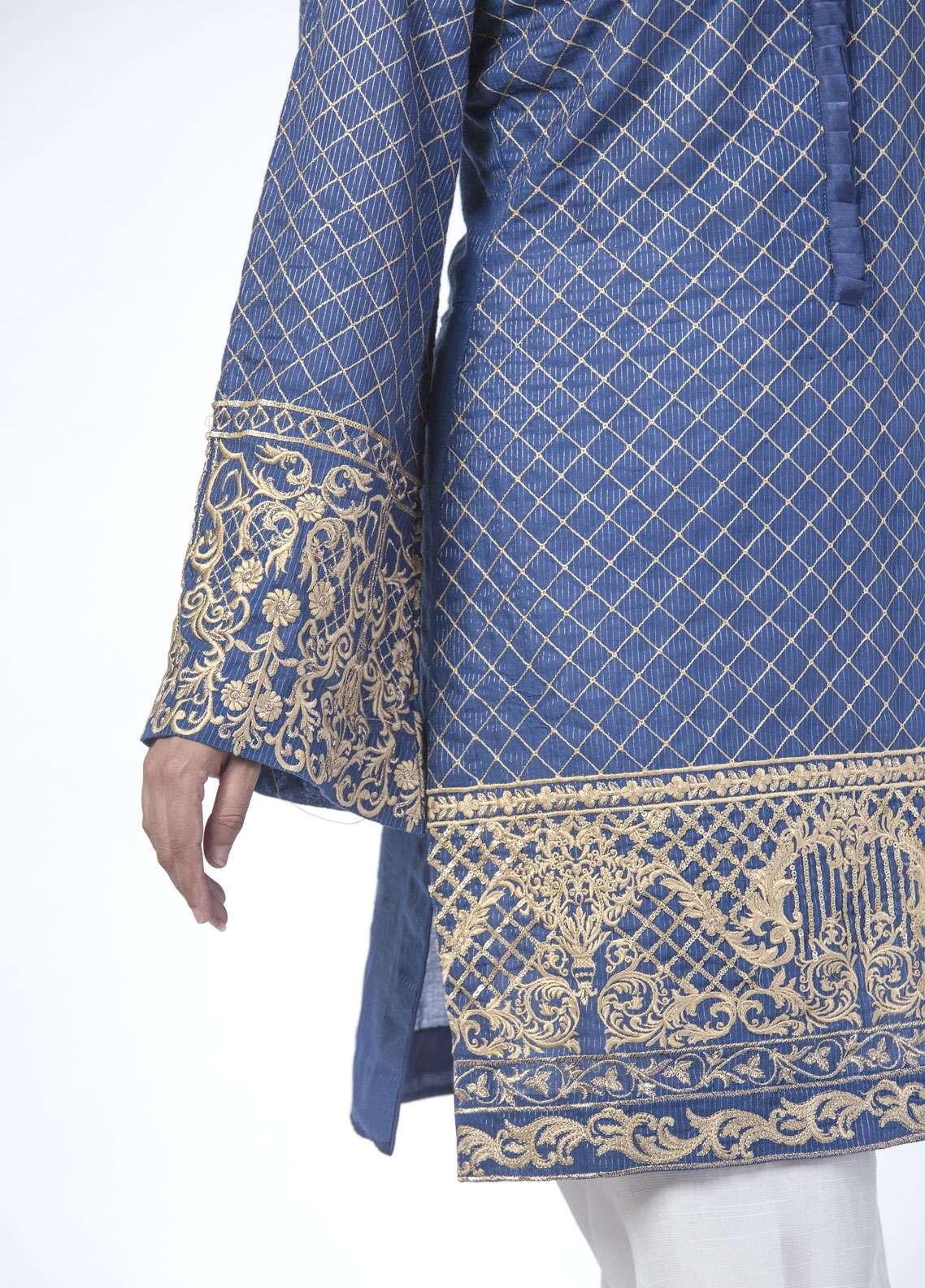 Anahi by Gulaal Embroidered  Stitched Kurtis ANG18E 01