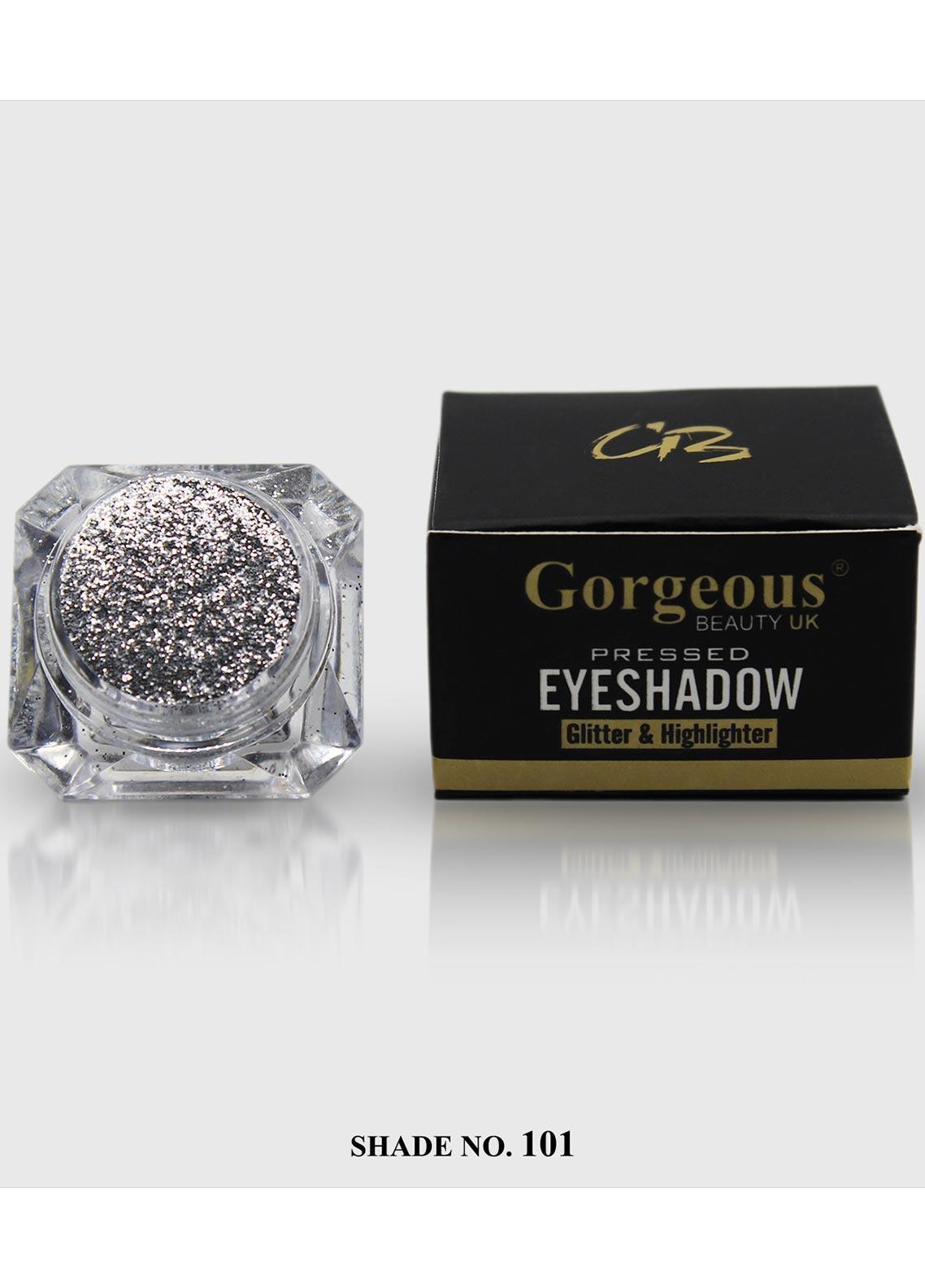 Pressed Eye Shadow Glitter & Highlighter-101