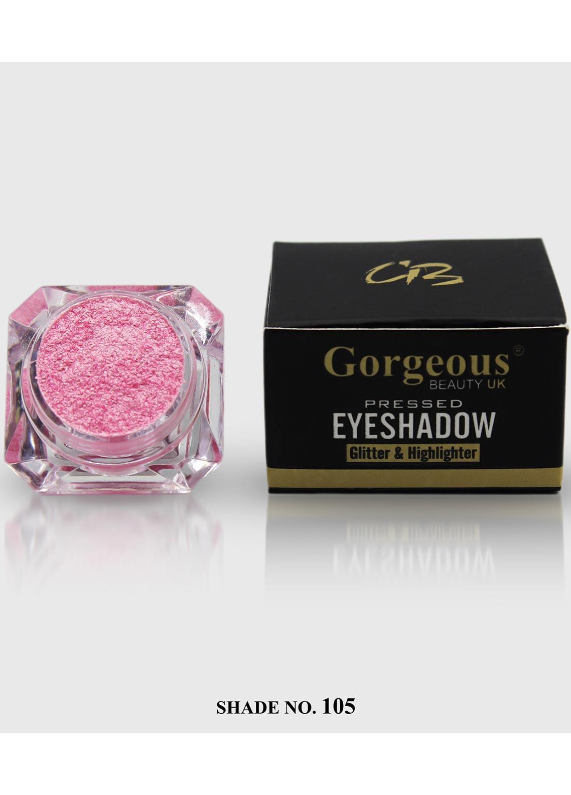 Pressed Eye Shadow Glitter & Highlighter-105