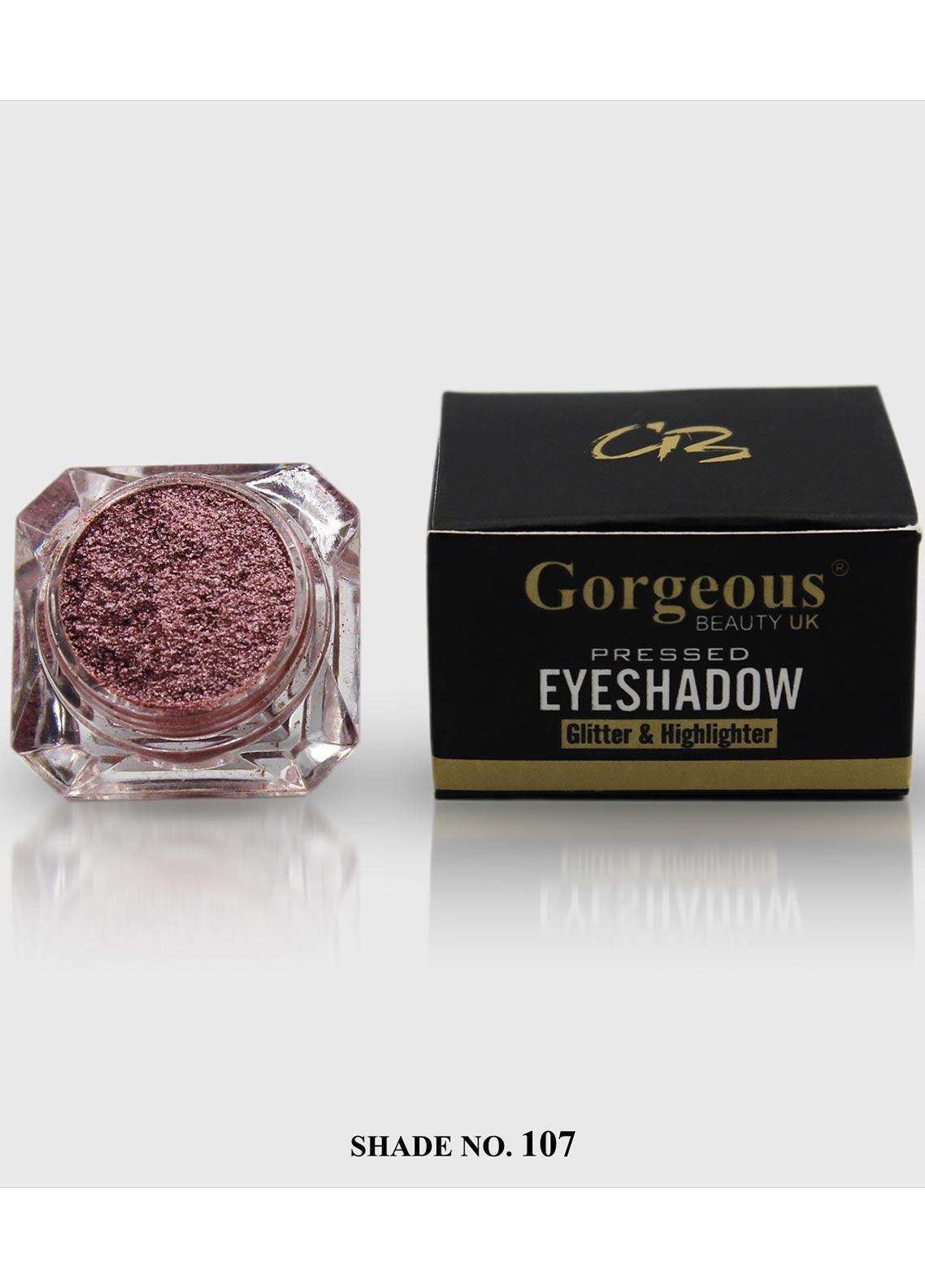 Pressed Eye Shadow Glitter & Highlighter-107