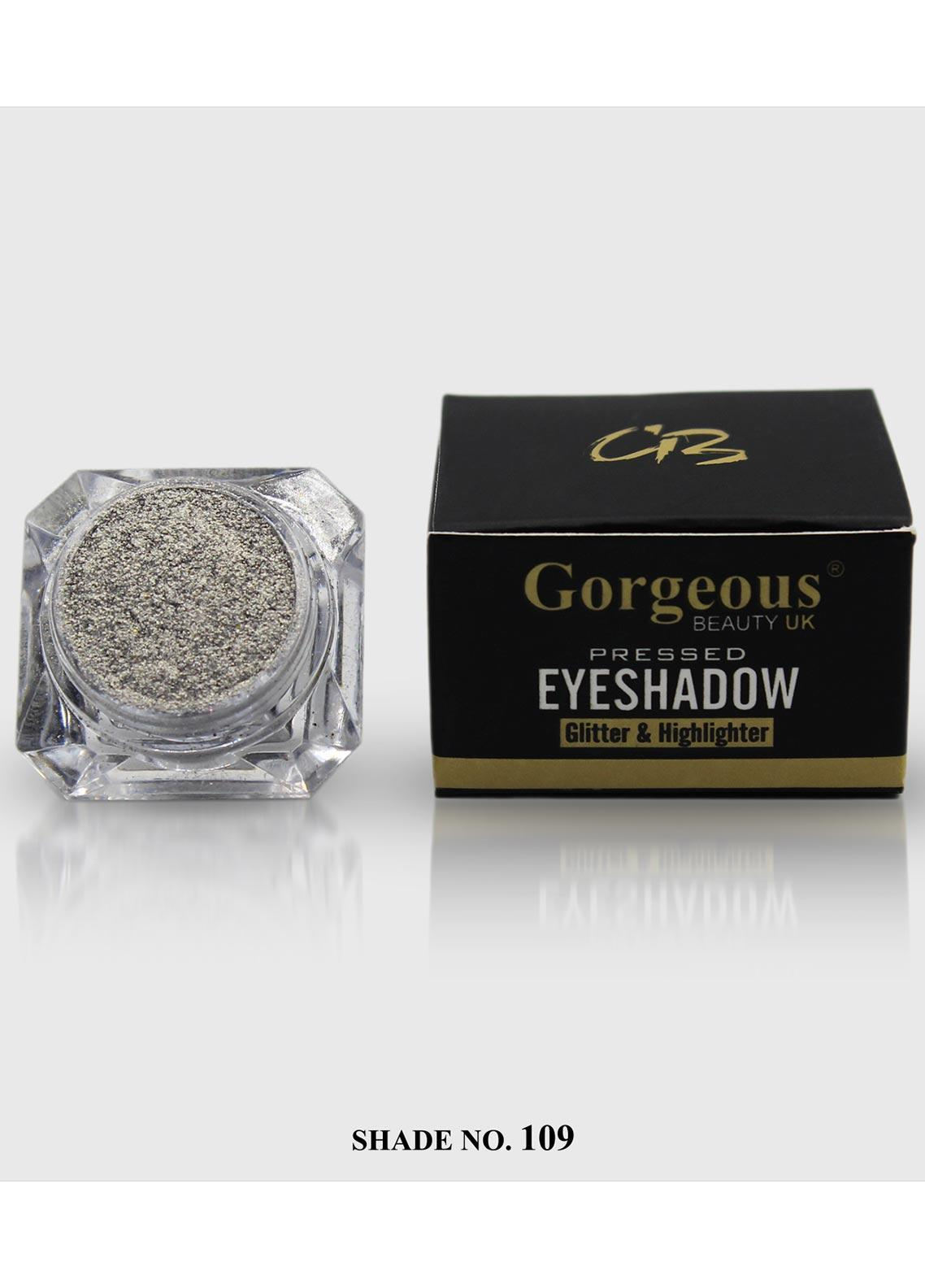 Pressed Eye Shadow Glitter & Highlighter-109