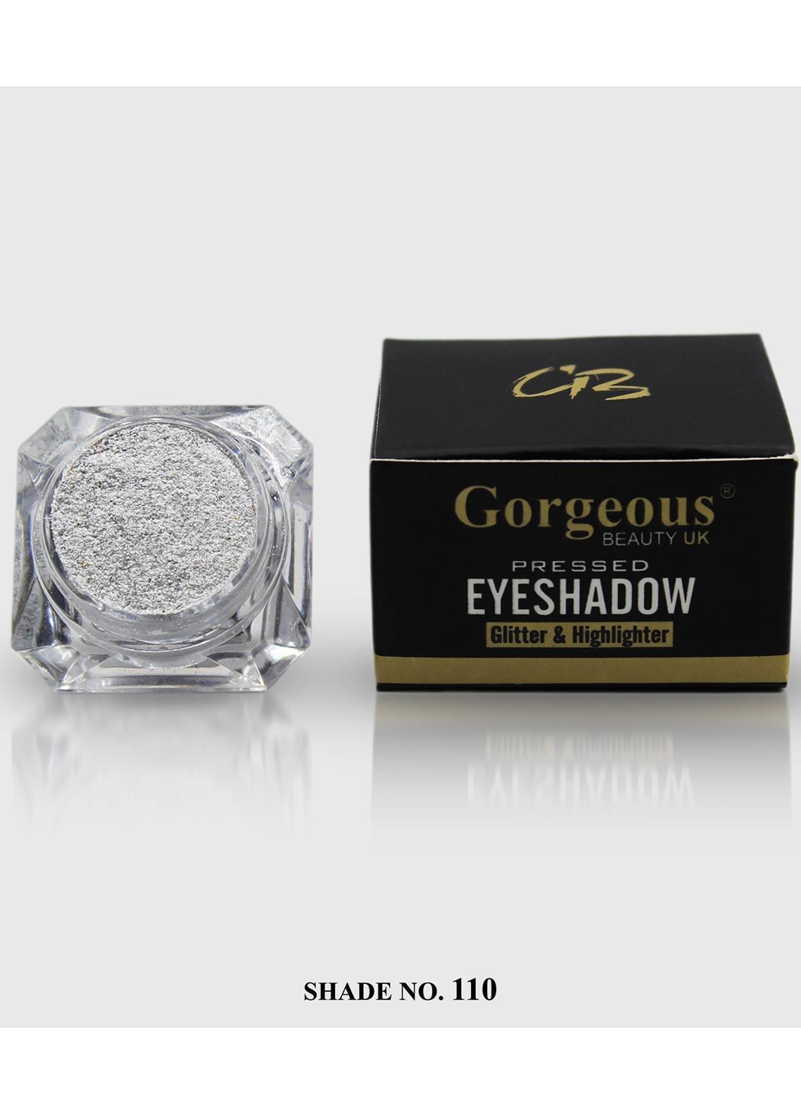 Pressed Eye Shadow Glitter & Highlighter-110