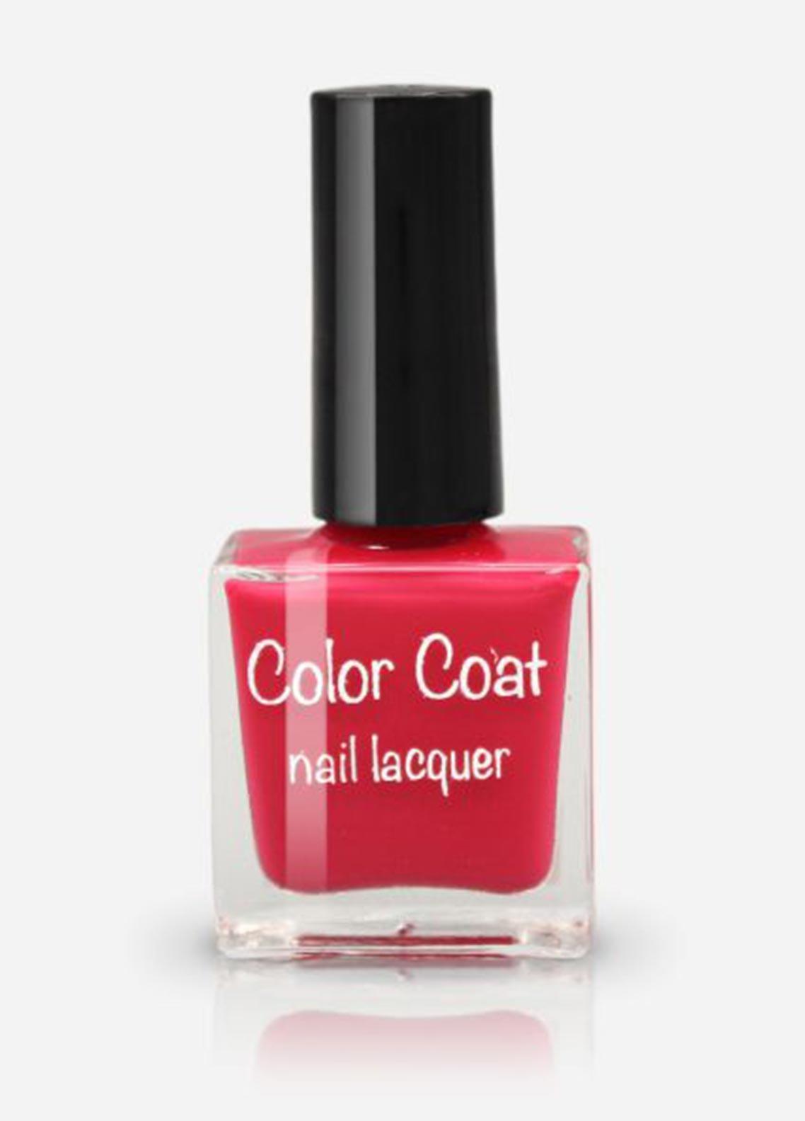 Color Coat Nail Lacquer CC-02