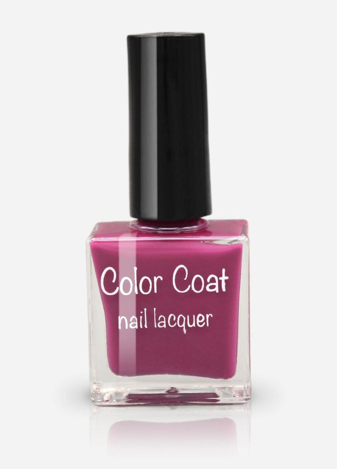 Color Coat Nail Lacquer CC-09