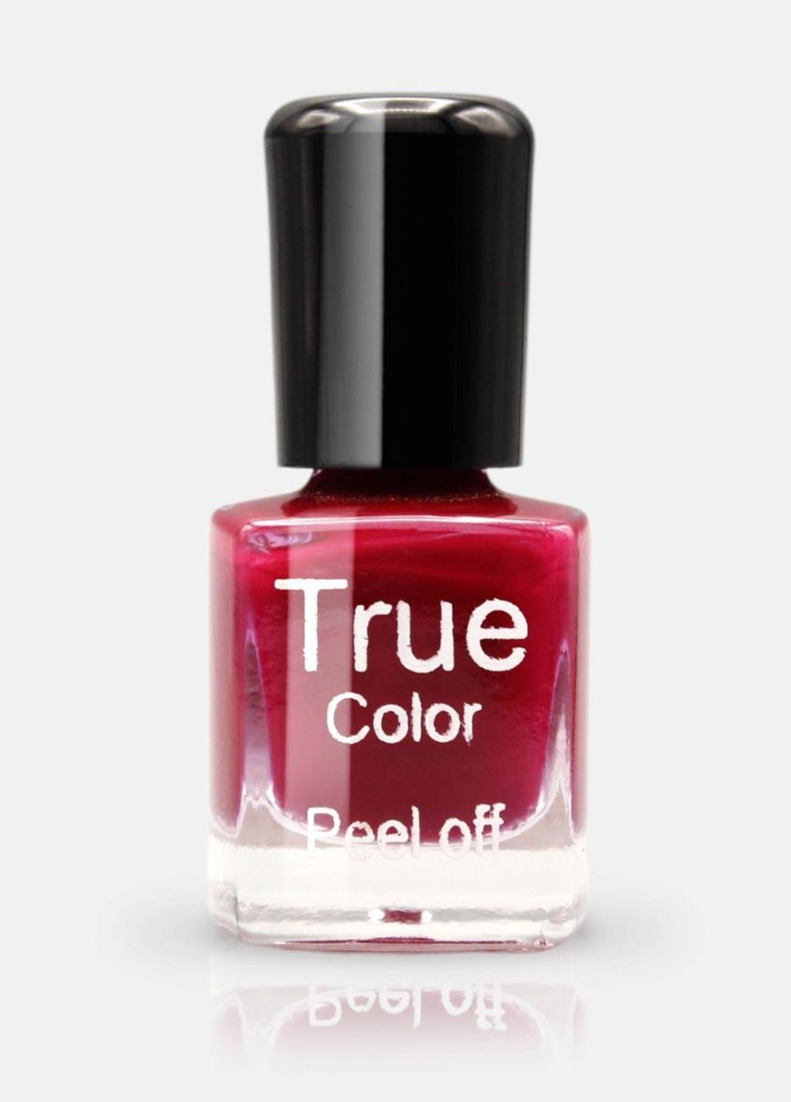 True Colors Peel Of Nail Mask-08