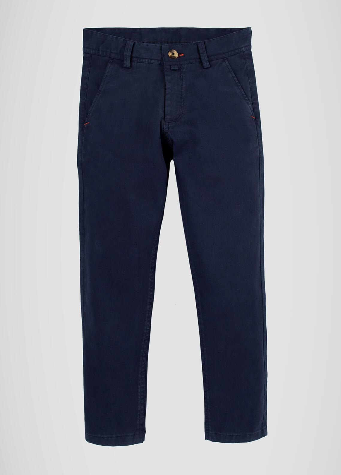 Brumano Cotton Casual Boys Trousers -  BRM-555-Grey