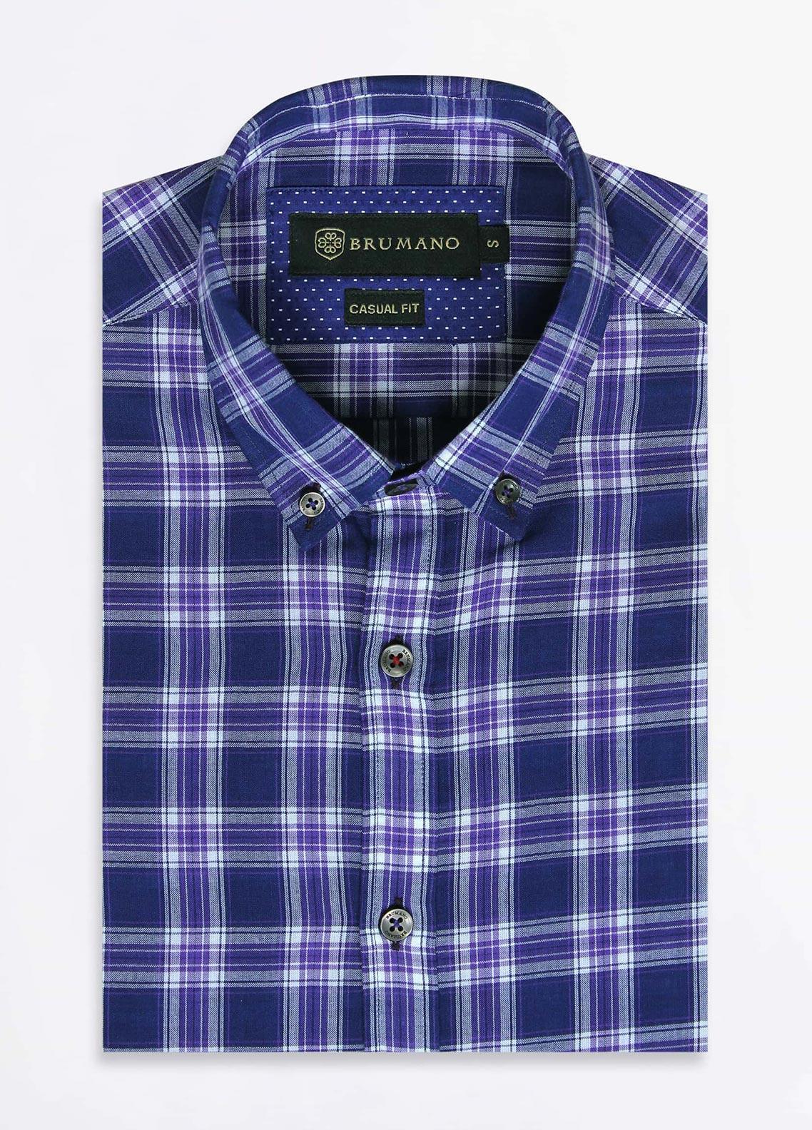 Brumano Cotton Formal Shirts for Men -  BRM-1003