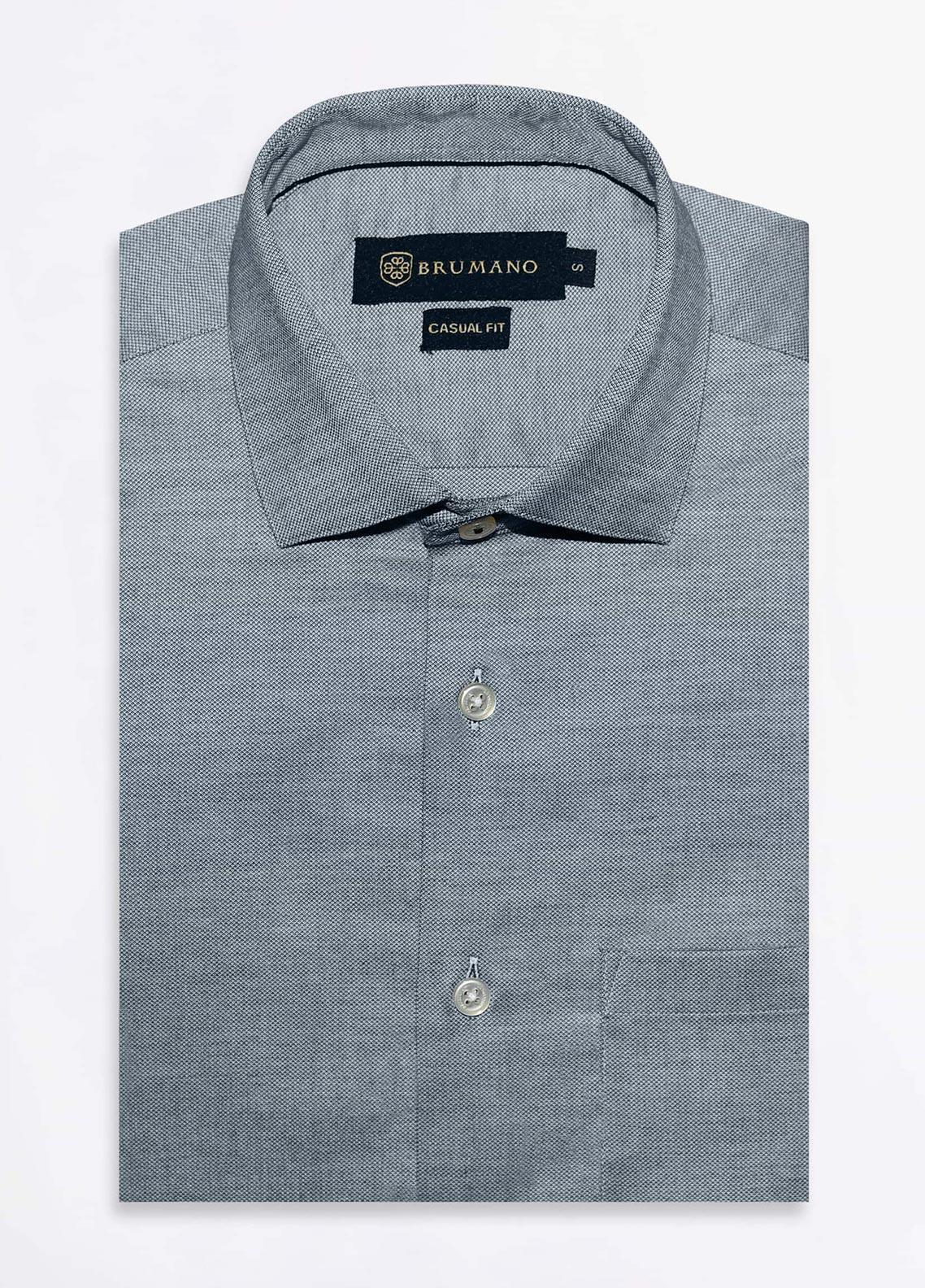 Brumano Cotton Formal Men Shirts -  BRM-1038