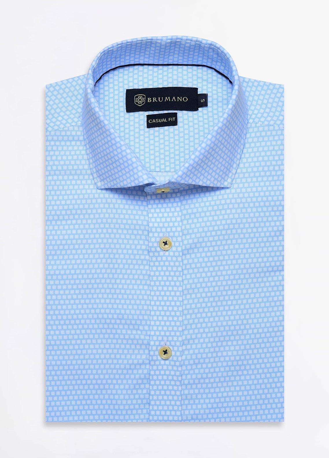 Brumano Cotton Formal Shirts for Men -  BRM-940