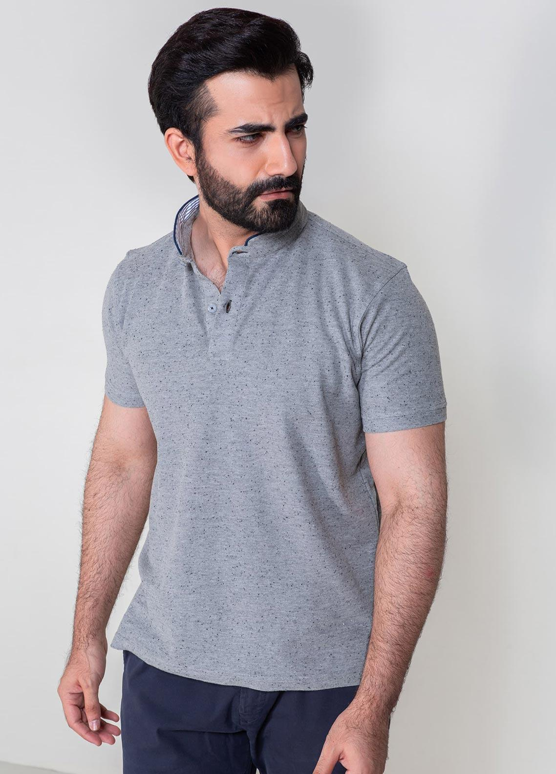 Brumano Cotton Polo Shirts for Men -  BRM-104
