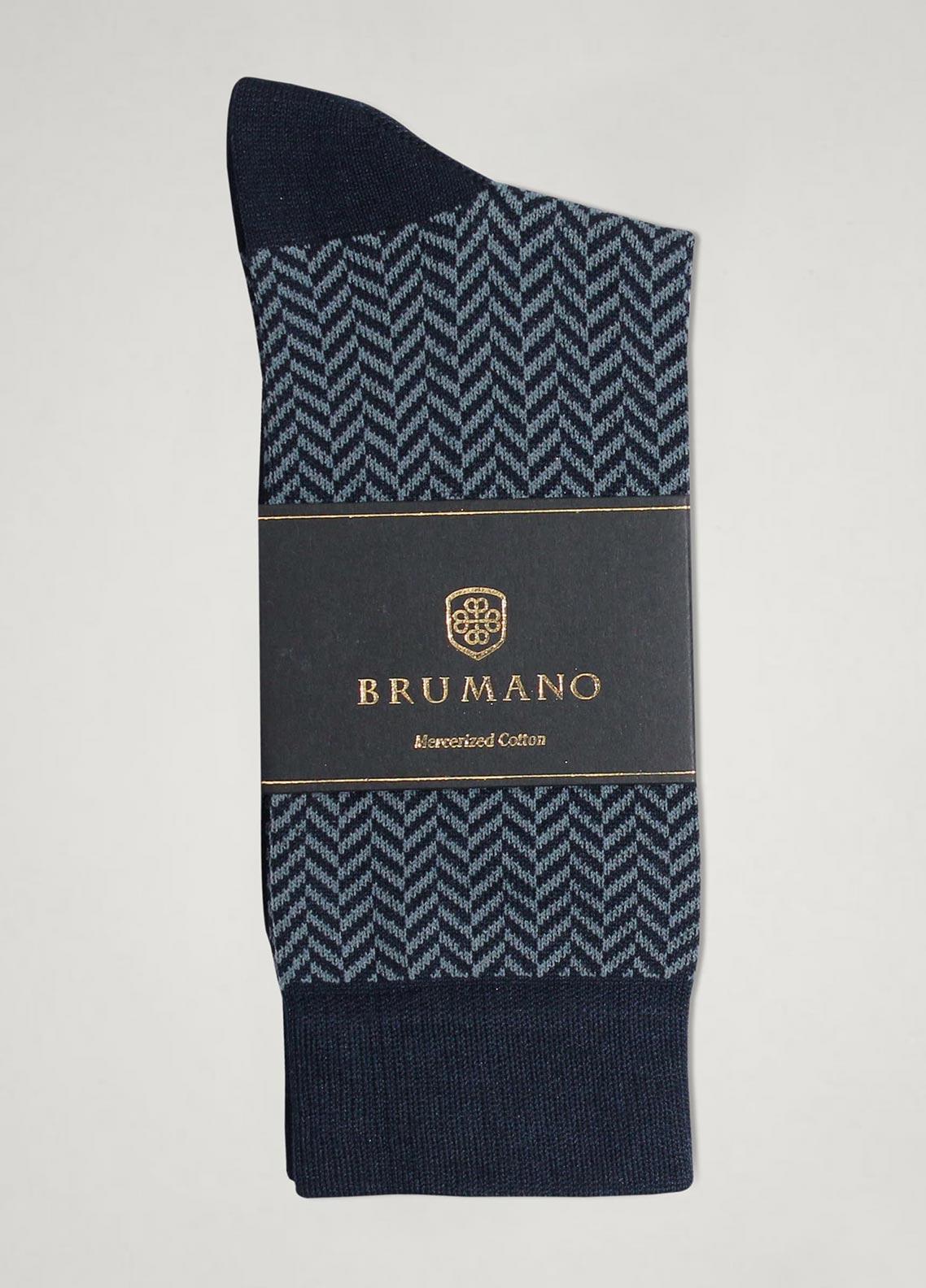 Brumano Cotton Socks SKS-012
