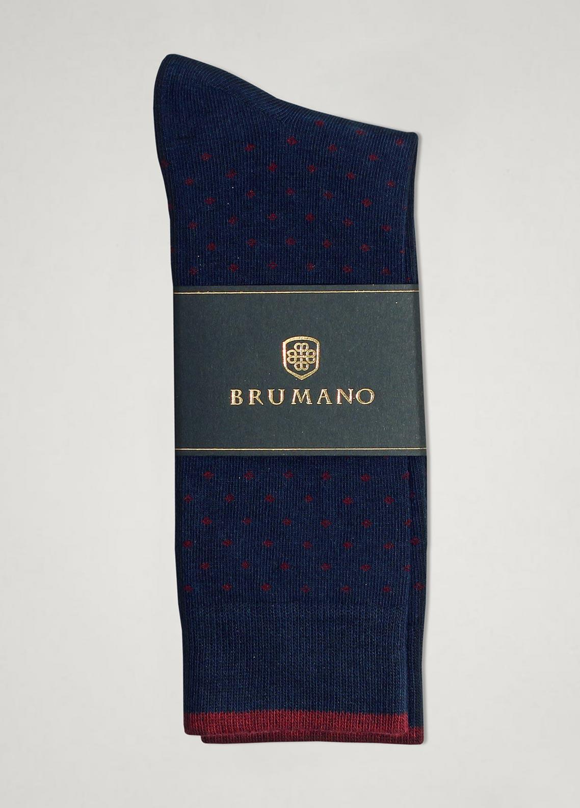 Brumano Cotton Socks SKS-201