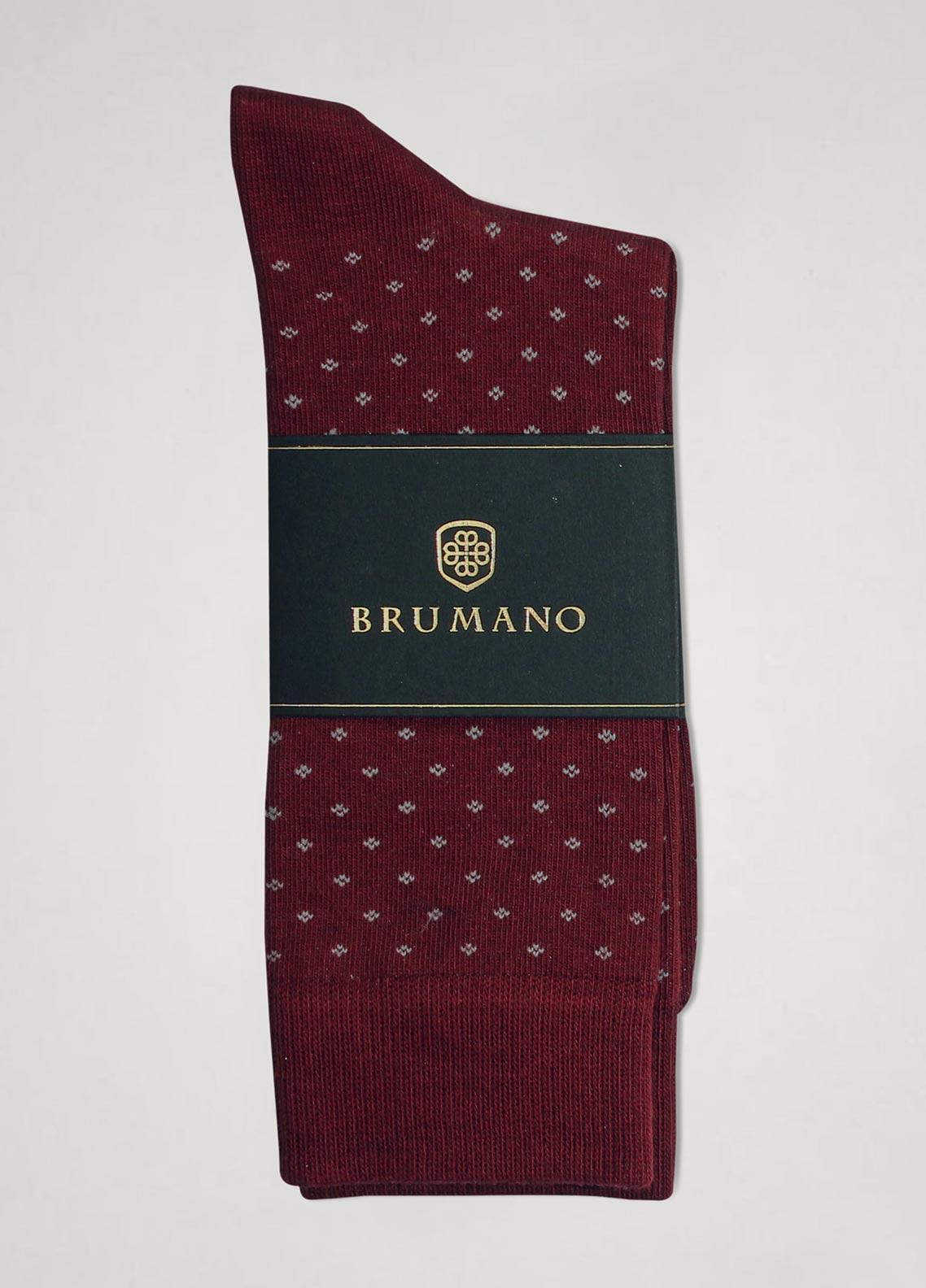 Brumano Cotton Socks SKS-205