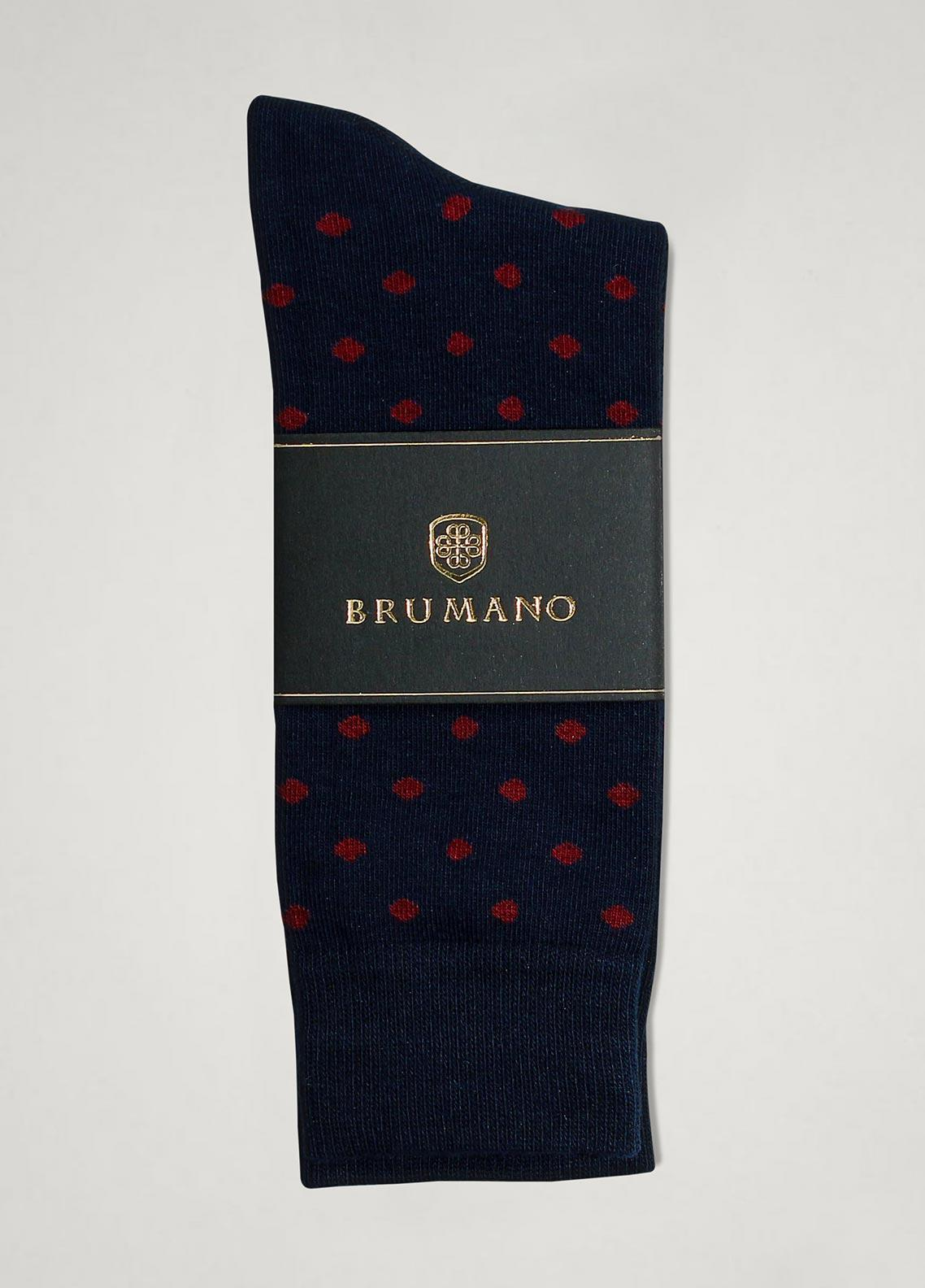 Brumano Cotton Socks SKS-208