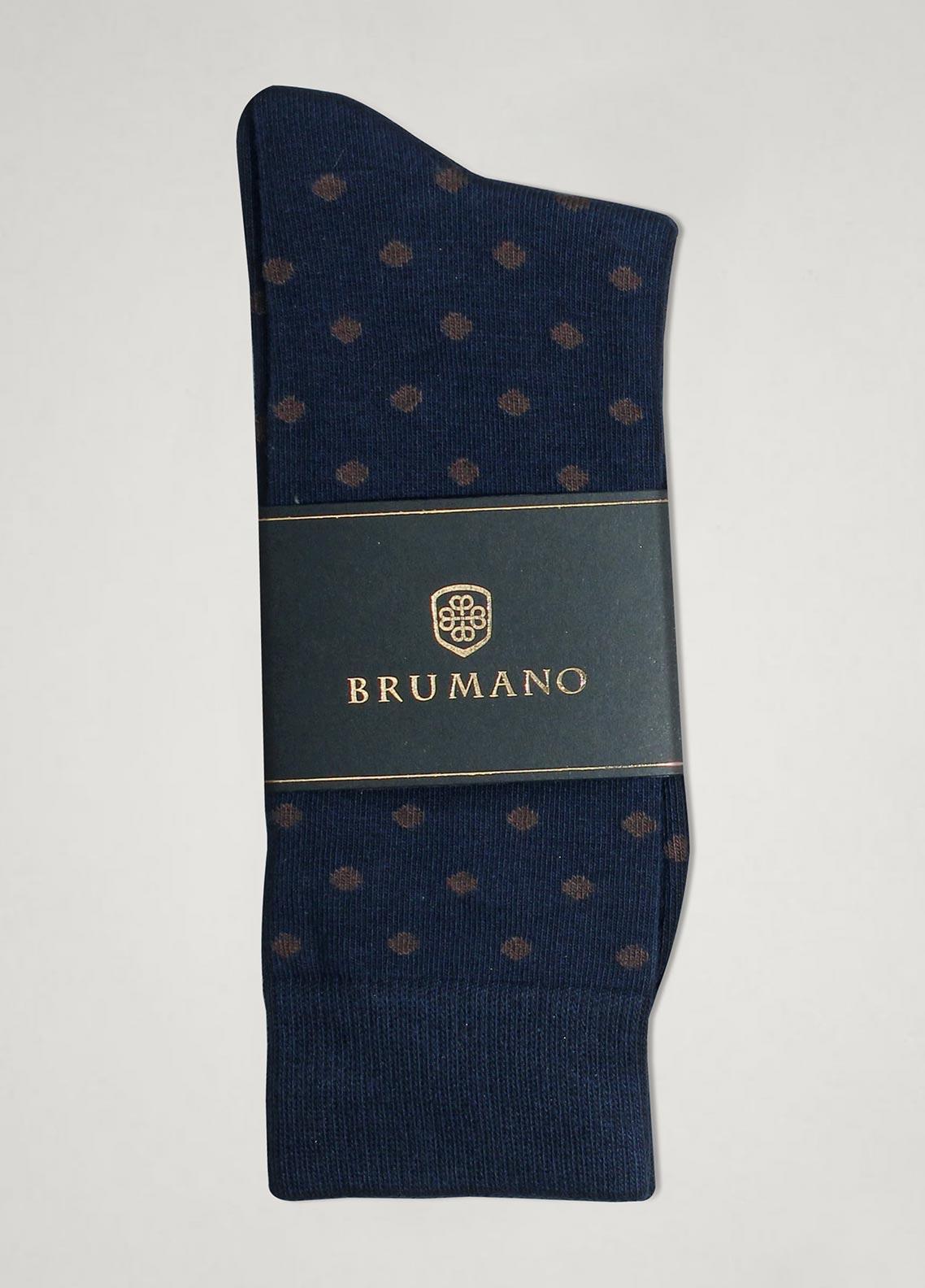 Brumano Cotton Socks SKS-210