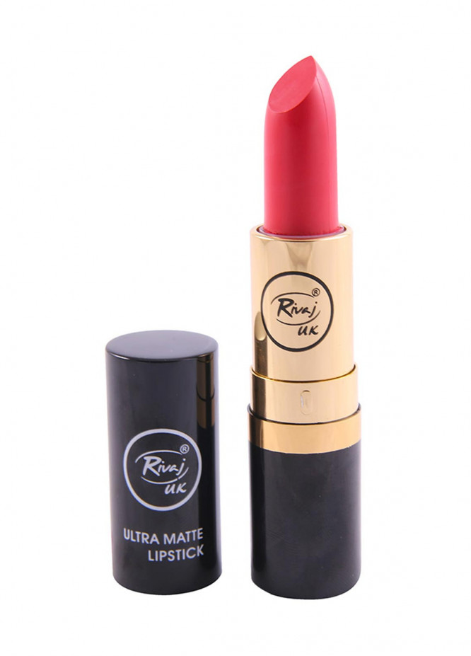 Rivaj UK Ultra Matte Lipstick - 15