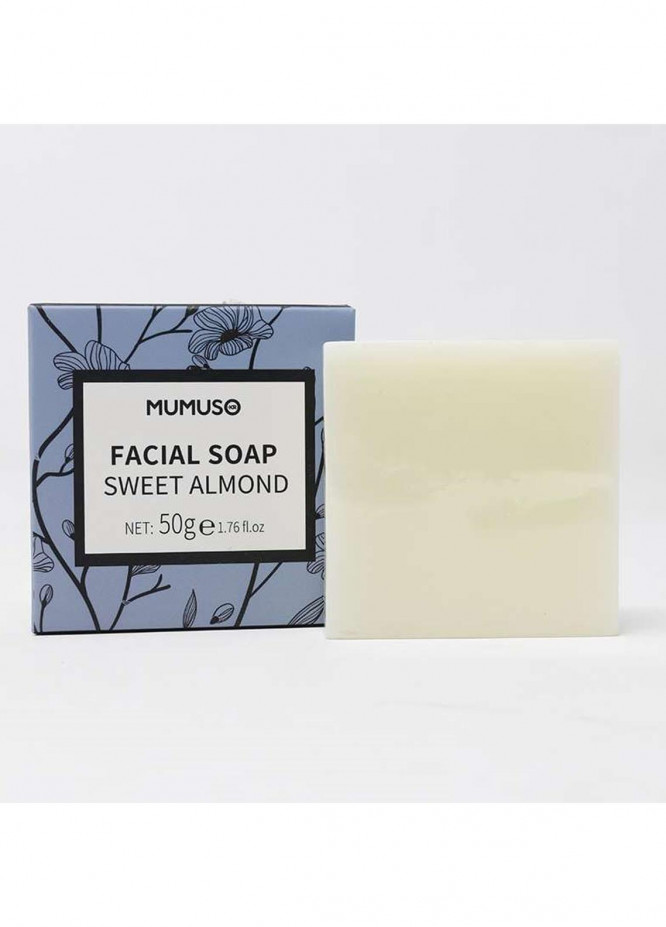 Mumuso ALMOND NOURISHING FACIAL SOAP