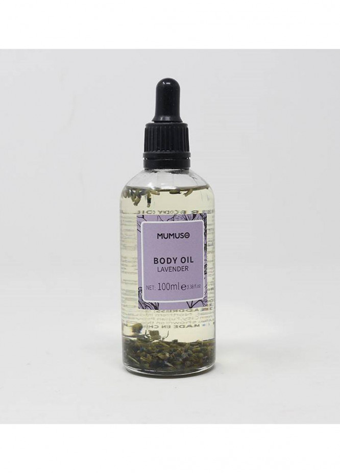 Mumuso LAVENDER BODY OIL