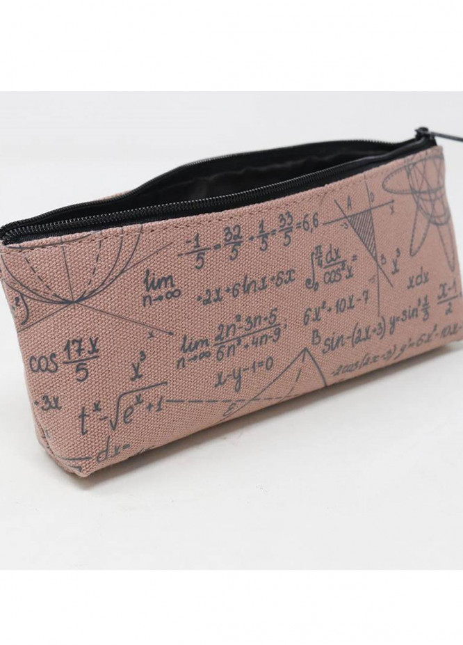 LEARNING NOTES PENCIL CASE-PINK