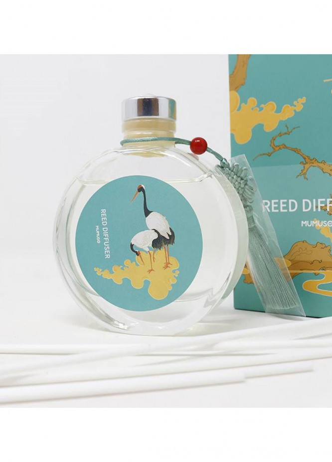Mumuso CHINESE STYLE REED DIFFUSER-GREEN