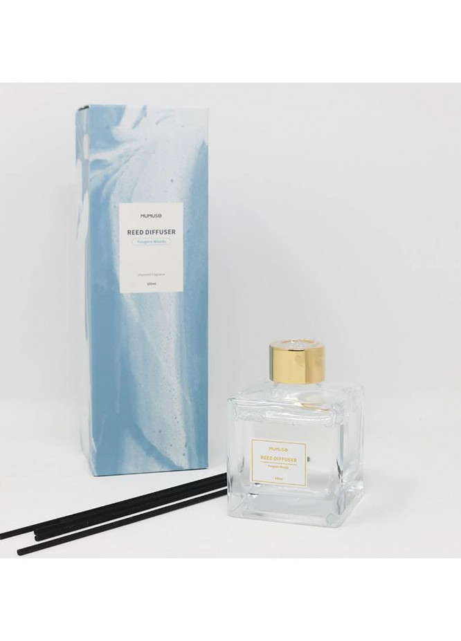 Mumuso TIME REED DIFFUSER-SQUARE BOTTLE