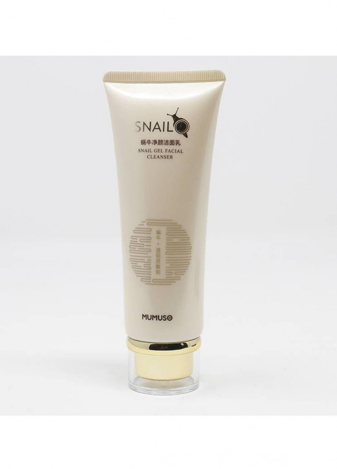 Mumuso SNAIL GEL FACIAL CLEANSER