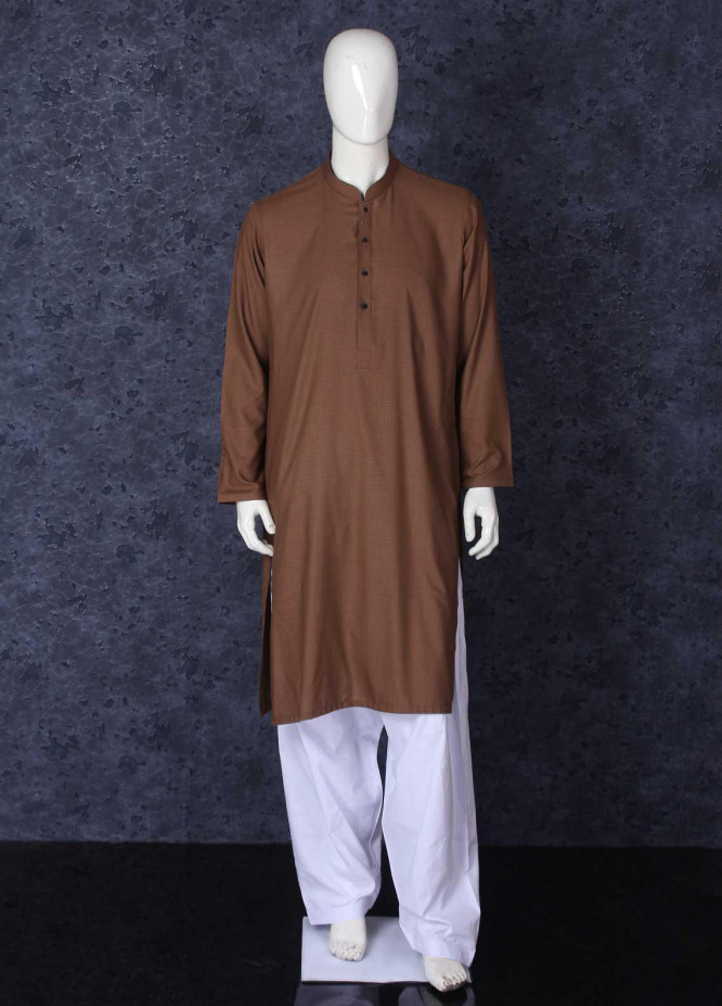 Aizaz Zafar Toyobo Formal Kurta for Men -  301 Golden