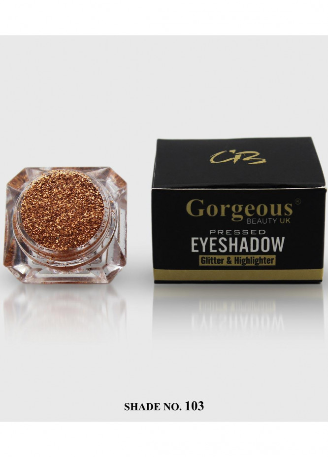 Pressed Eye Shadow Glitter & Highlighter-103