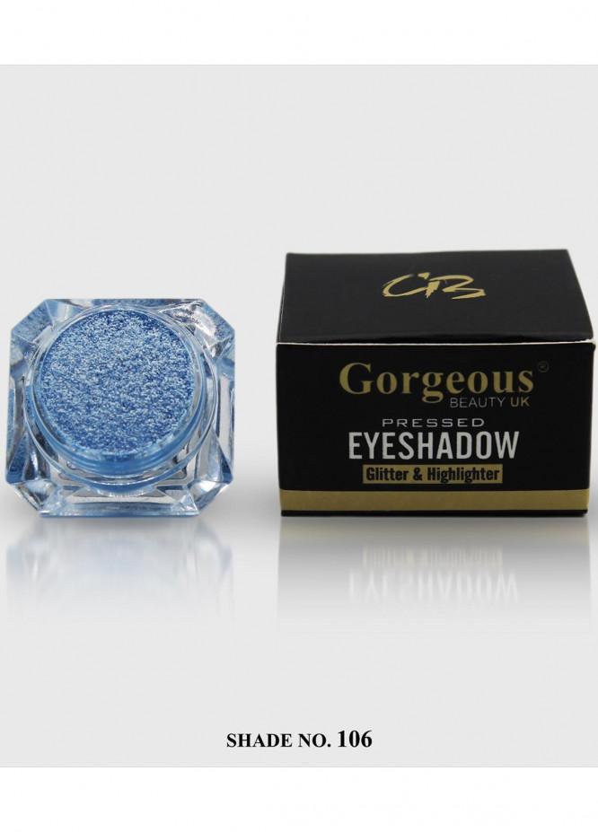 Pressed Eye Shadow Glitter & Highlighter-106