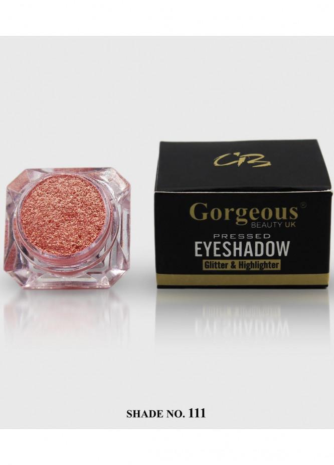 Pressed Eye Shadow Glitter & Highlighter-111