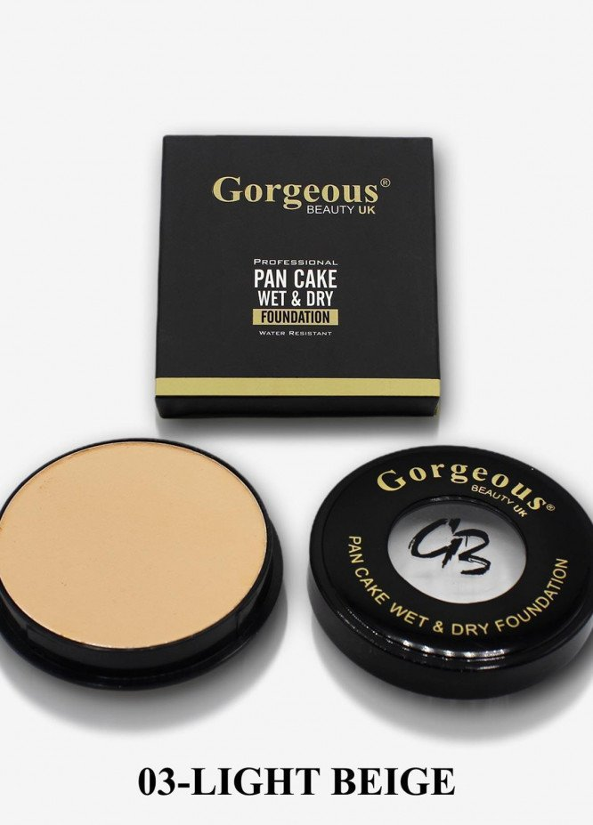 Professional Pan Cake Wet & Dry Foundation-03