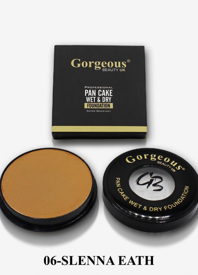 Professional Pan Cake Wet & Dry Foundation-06