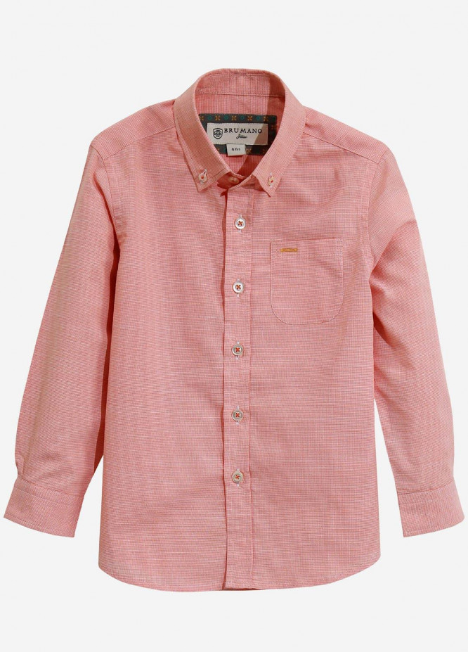 Brumano Cotton Casual Boys Shirts -  BRM-661