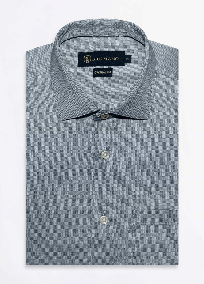 Brumano Cotton Formal Men Shirts -  BRM-1038