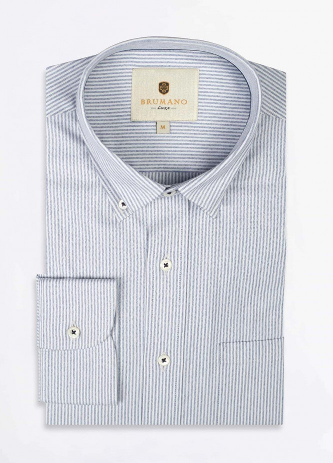 Brumano Cotton Formal Men Shirts -  BRM-526