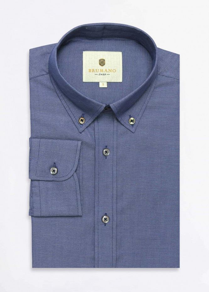 Brumano Cotton Formal Men Shirts -  BRM-593