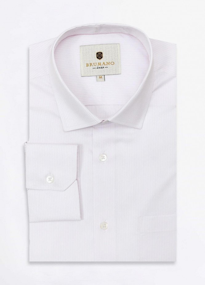Brumano Cotton Formal Men Shirts - BRM-683