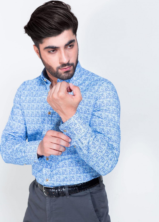 Brumano Cotton Formal Shirts for Men -  BRM-858