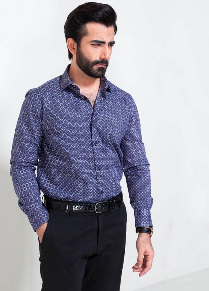 Brumano Cotton Formal Men Shirts -  BRM-860