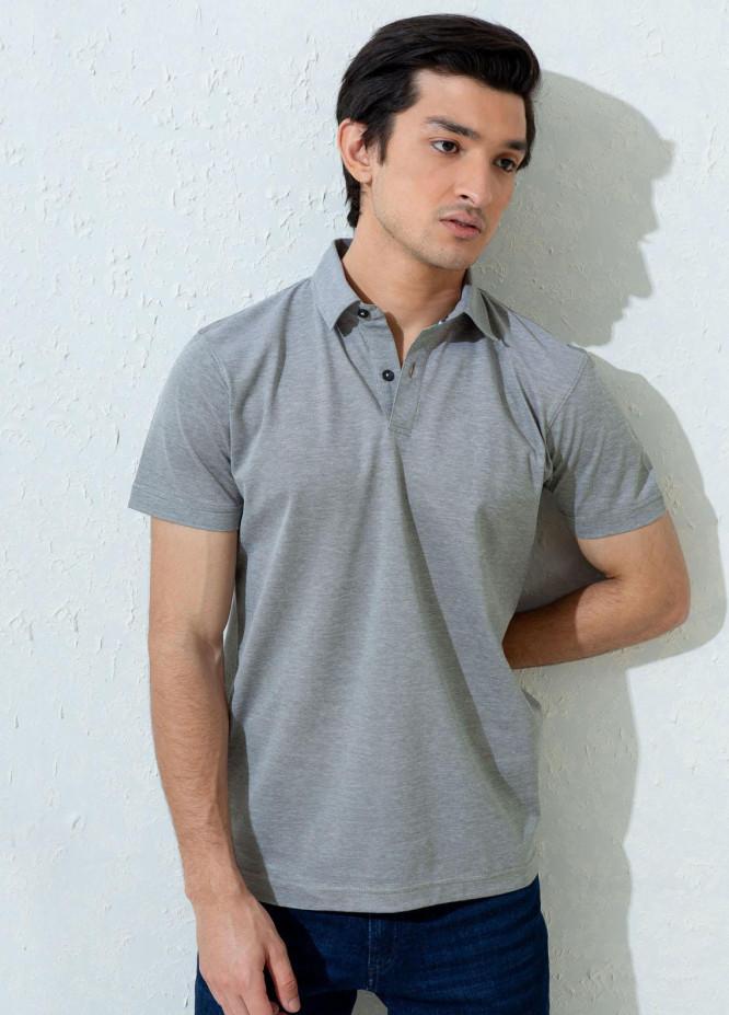 Brumano Cotton Polo T-Shirts for Men -   Green Pique Mercerized Polo Shirt