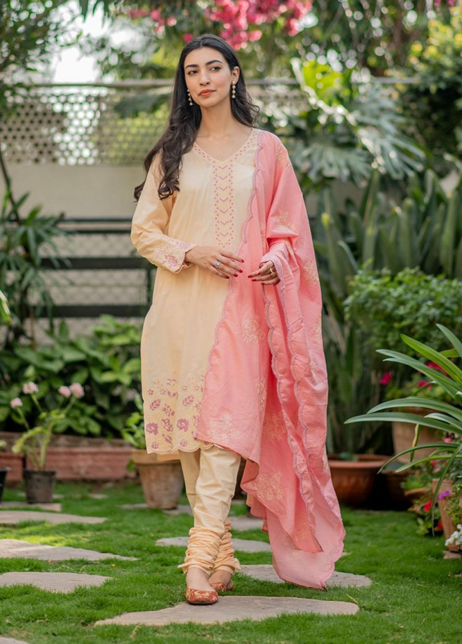 Celina Embroidered Lawn Suits Unstitched 3 Piece C21ST MOULIN ROUGE - Summer Collection