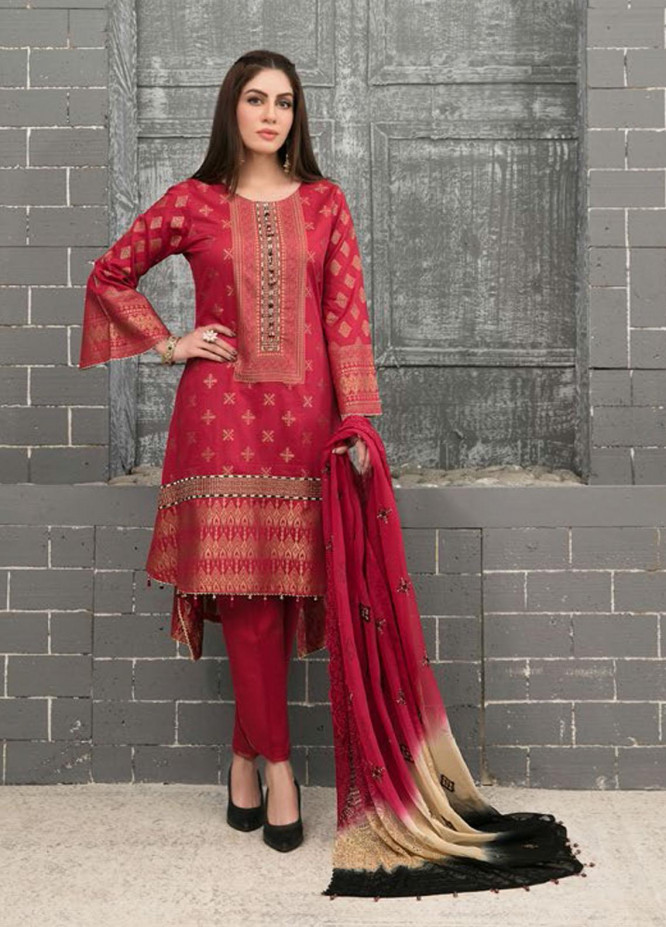 Decked In Dreams By Riaz Arts Embroidered Lawn Suits Unstitched 3 Piece RA21DD 1199 - Summer Collection