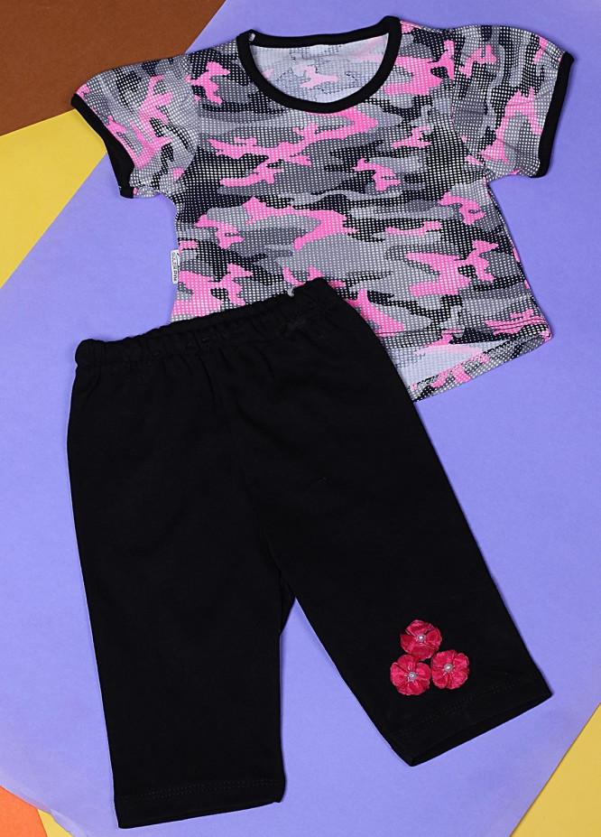 Sanaulla Exclusive Range Cotton Casual Girls Suit -  22322 Multi